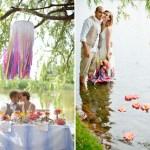 underwater wedding inspiration