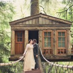 treehouse weding