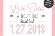 Love Tour Bridal Bash