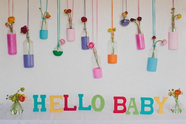 hello baby shower