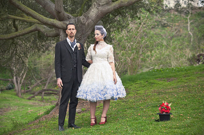 wizard of oz wedding inspiration