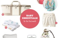 first month baby essentials
