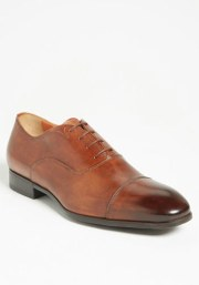 santoni-salem-cap-toe-oxford