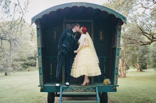 australian bride and groom