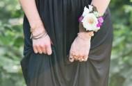 DIY Flower Bracelet