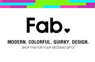 Fab.com for your wedding gifts
