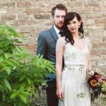 20's inspired wedding