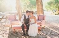 pretty in pink wedding