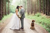 woodland elopement