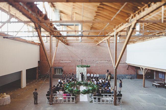 industrial ceremony