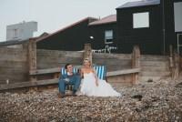 british seaside wedding