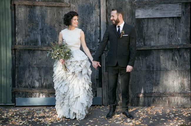 sweden bride and groom