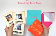 DIY Instagram Love Notes