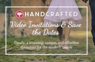 Handcrafted Video Invites