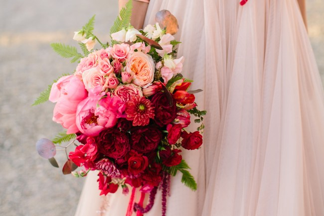 Pink-Ombre-bouquet