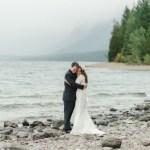 glacier park elopement