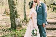 PA camp wedding