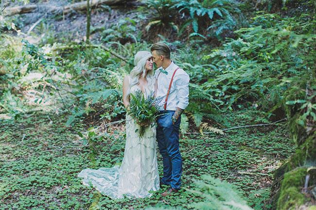 redwoods wedding