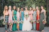 mixed bridesmaid dresses