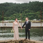 elopement under a bridge