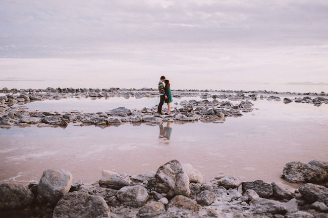 spiral jetty engagement