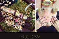 Follow LoveGold on Pinterest