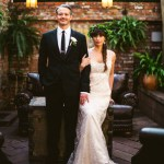 Carondelet House wedding