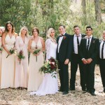 eclectic peter strauss wedding