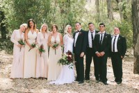 eclectic peter strauss wedding