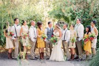 rustic Union Hill wedding