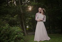 Poconos Mountain wedding