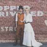 Edwardian inspired wedding