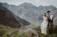 Scotland Isle of Skype elopement