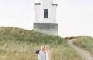 Lighthouse elopement