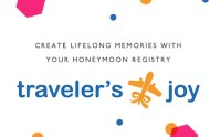 Traveler's Joy Honeymoon Registry