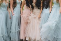 Fairytale-Inspired Wedding: Cassi + Chris  Part 1   Green ...