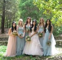 Fairytale-Inspired Wedding: Cassi + Chris  Part 2 - Green ...