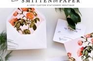 Smitten on Paper