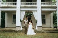 Minnesota camp wedding