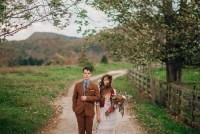 Southwest Virginia farm wedding