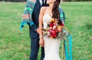 Fiesta inspired wedding