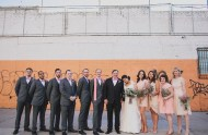 Industrial Brooklyn wedding