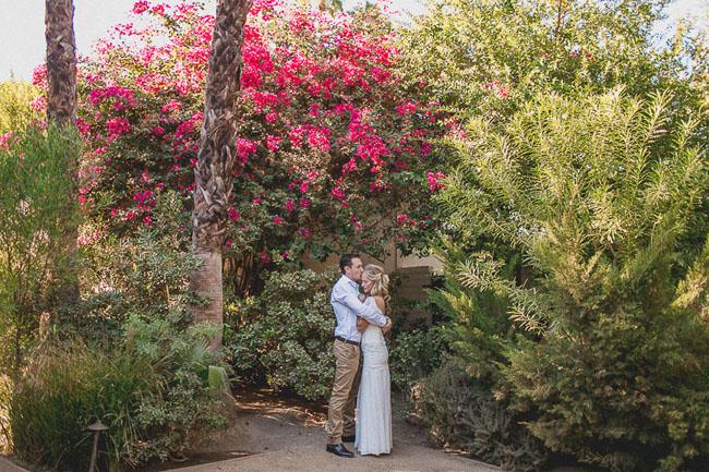Parker Palm Springs wedding