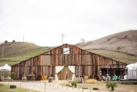 California wild west ranch wedding