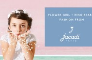 Jacadi Paris for Flower Girl Fashion