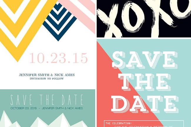 Save the Dates from Basic Invite