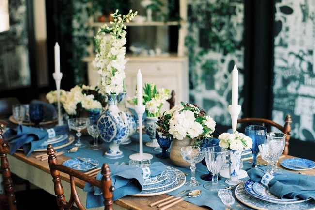 Delft Pottery Inspiration