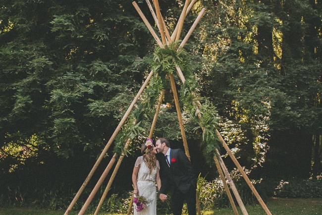 Summer Solstice Wedding