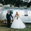 The Retro Ranch wedding