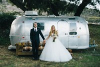 The Retro Ranch wedding